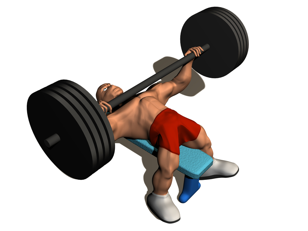 How to increase your bench press by 50 pounds in 10 weeks